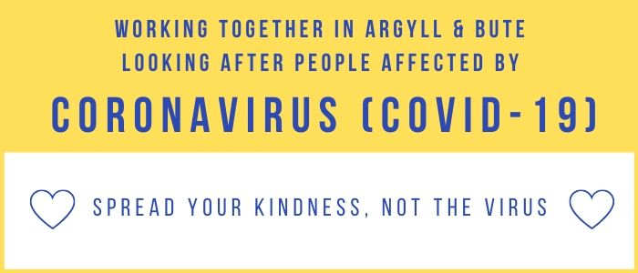 Looking after people affected by coronavirus COVID-19